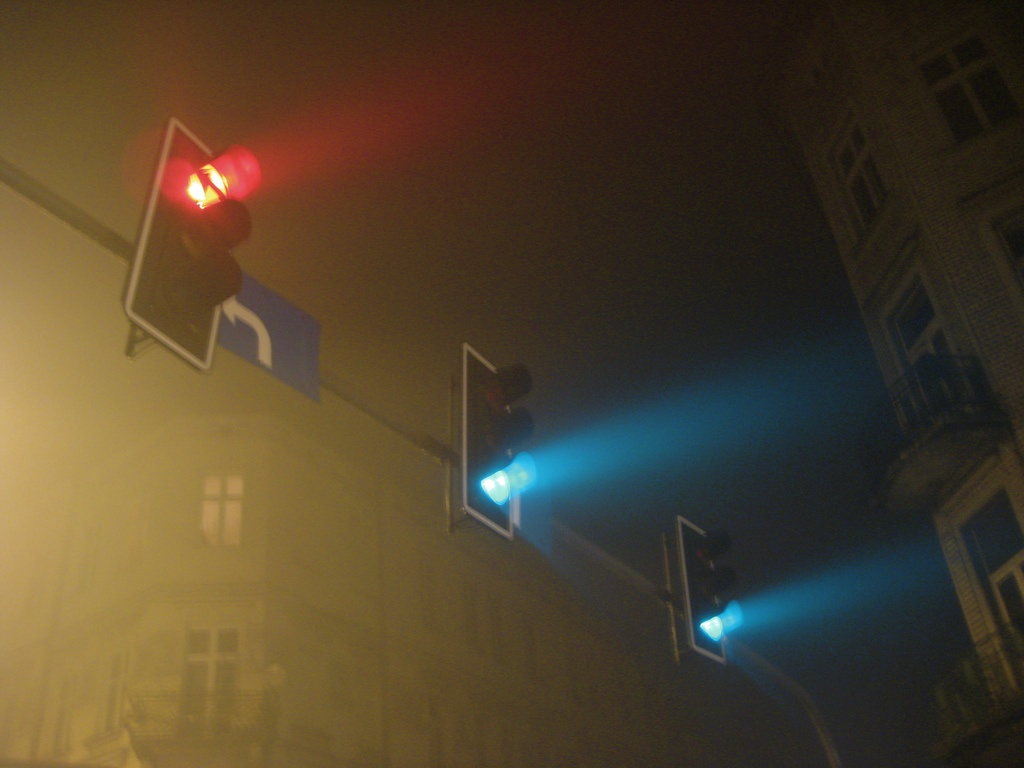 Smog. Kraków.