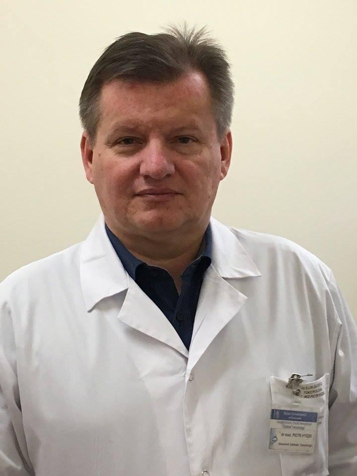 dr Piotr Hydzik