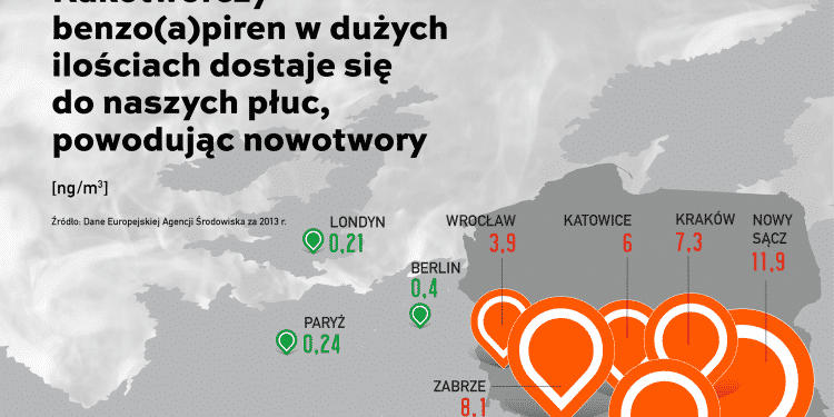 polska smog 2016