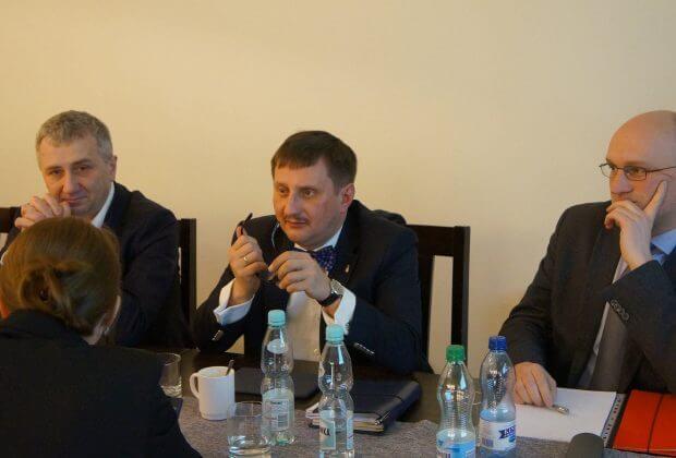 Główny Inspektor Ochrony Środowiska Paweł Ciećko
