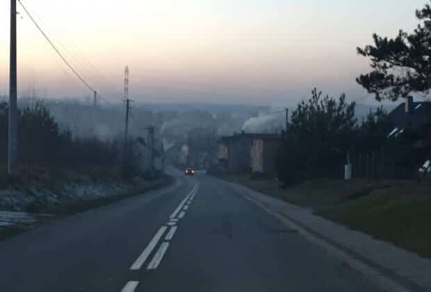 rybnik smog policja dodatkowe urlopy