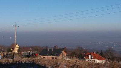 Skawina smog