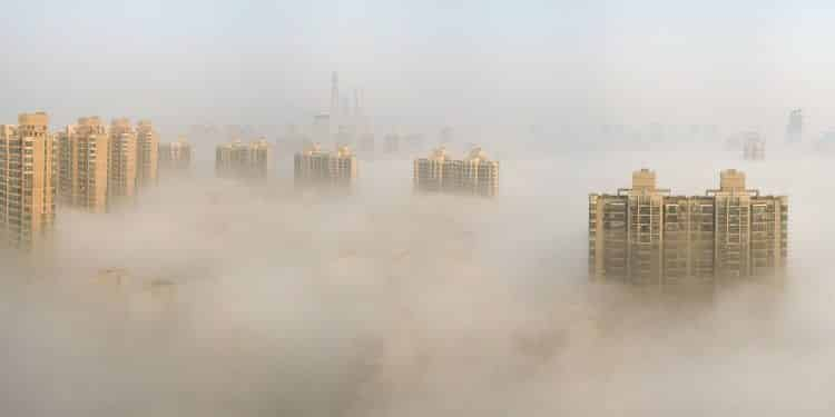 Smog Chiny Fot. leniners