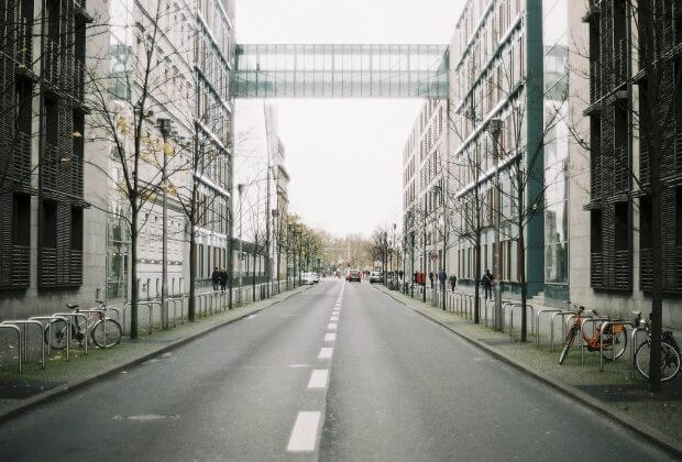 Berlin. Fot. Ross Edwin Thompson