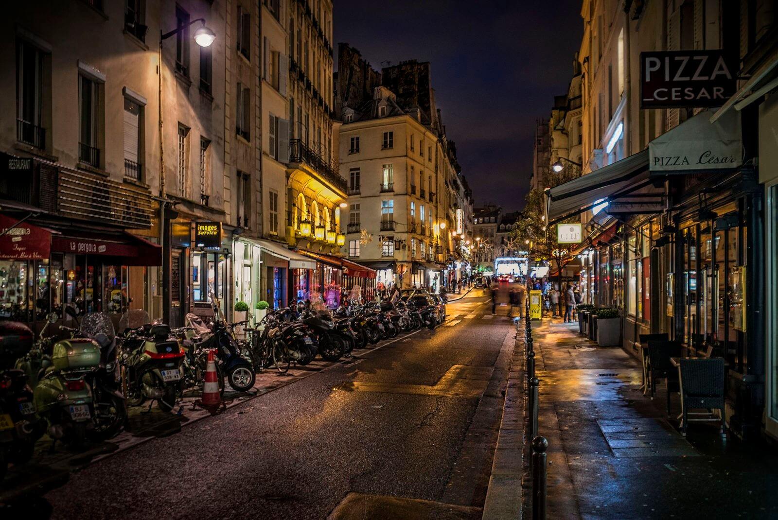 Paryż. Fot. Luc Mercelis/Flickr