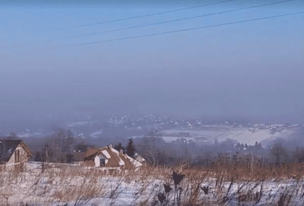 SmogStop. Skawina. Fot Skawiński Alarm Smogowy