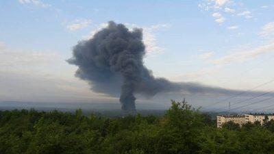 pożary wysypisk zdrowie