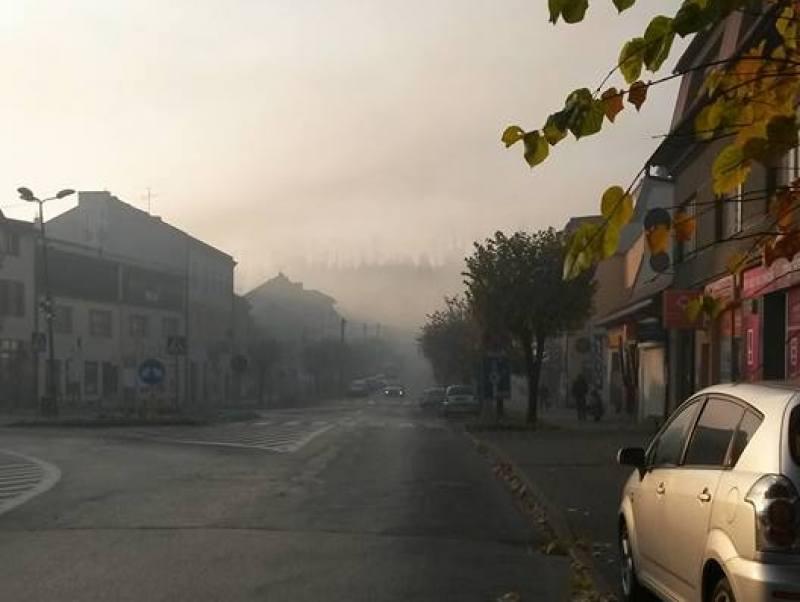 Kalwaria Smog Smogowa Mapa Polski