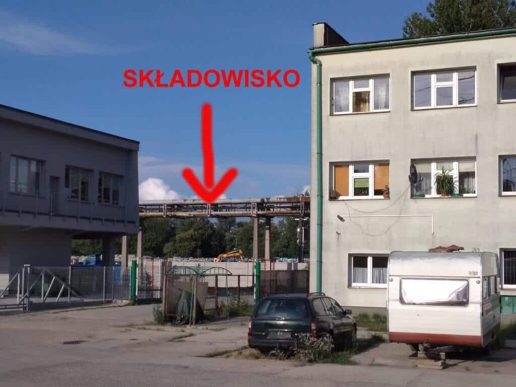 Energetyków 1. Skawina.