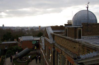 Obserwatorium w Greenwich. fot. Mario Sánchez Prada