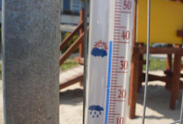 termometr upały