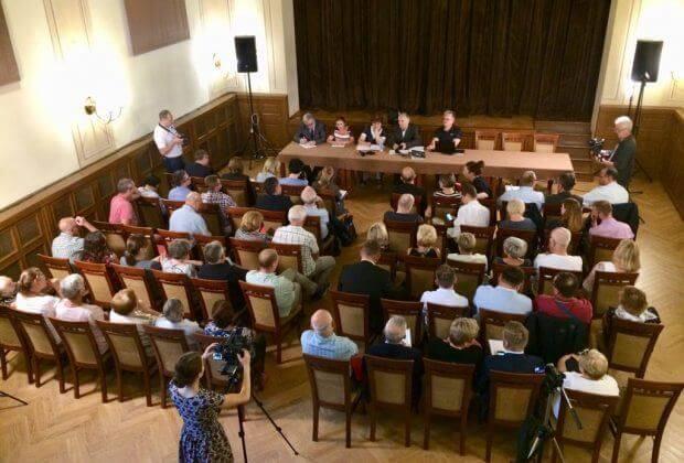 Spotkanie w Skawinie. Fot. Marcin Hałat