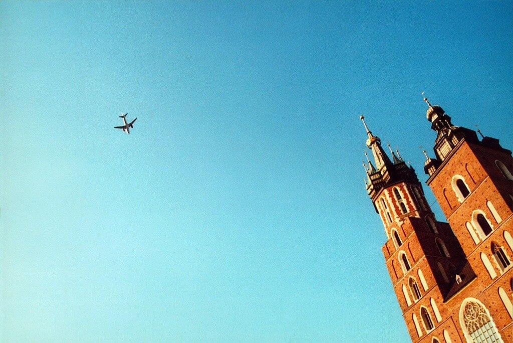 Kraków. Fot. smif/Flickr