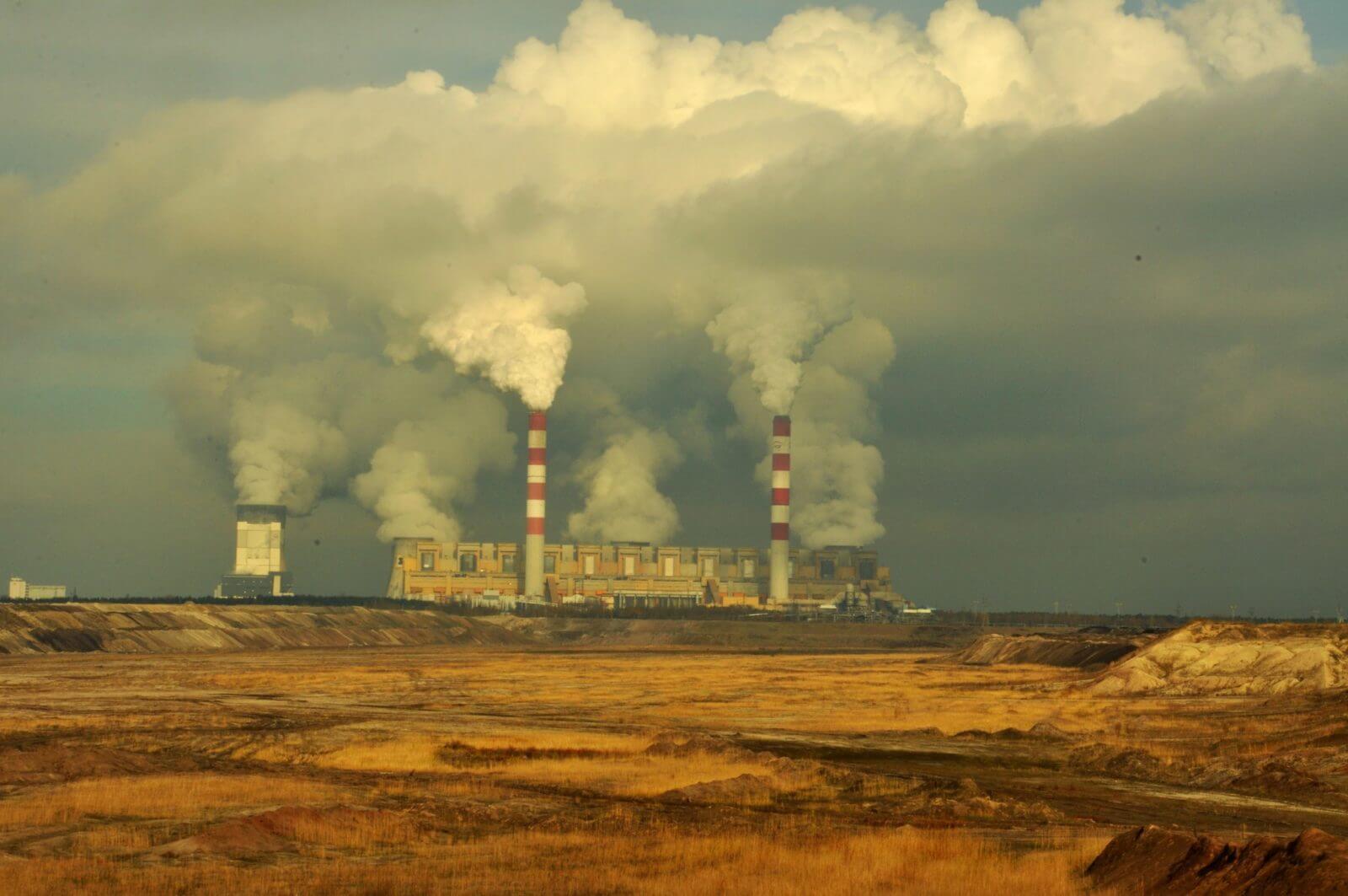 Elektrownia w Bełchatowie. Fot. Bogusz Bilewski