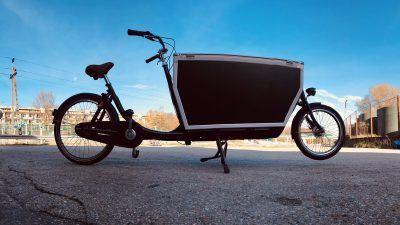 kraków zaoferuje rowery towarowe przedsiębiorcom rowery cargo