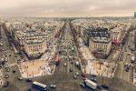 Paryż. Zakaz diesli. Fot. Chris Chabot