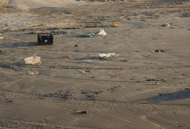 Zero Waste. Plastikowe śmieci.