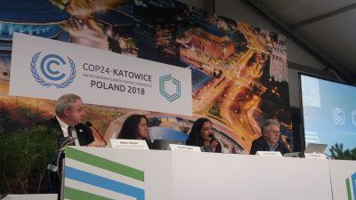 COP24 IPCC raport poltora stopniaCOP24 IPCC raport poltora stopnia