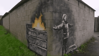 Banksy smog