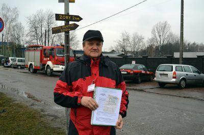 Zdzisław Kuczma. Rybnicki Alarm Smogowy