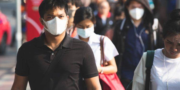 Bangkok dusi się w rekordowym smogu. Zamknięto 450 szkół