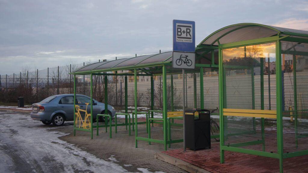 Bike and Ride. Zabierzów