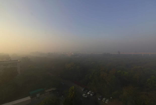 Smog w Delhi. Fot. Mike Freedman