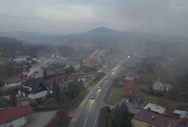 Kalwaria Smog Fot. Tomasz Wełna