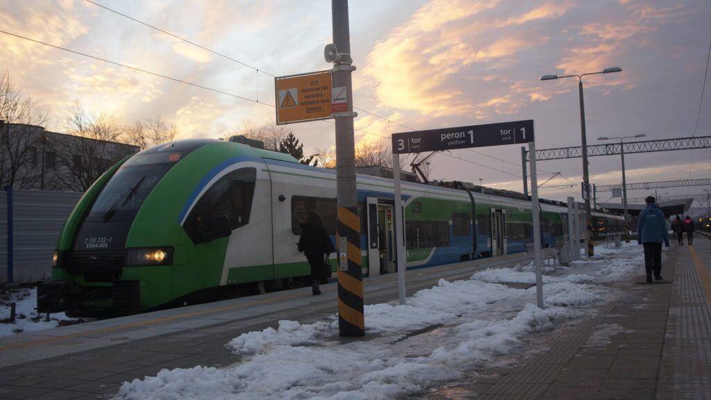 Pociąg Zabierzów