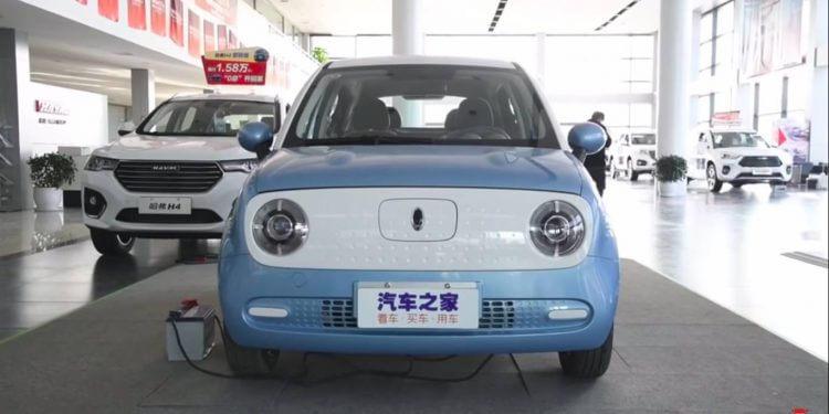 Tani samochód elektryczny