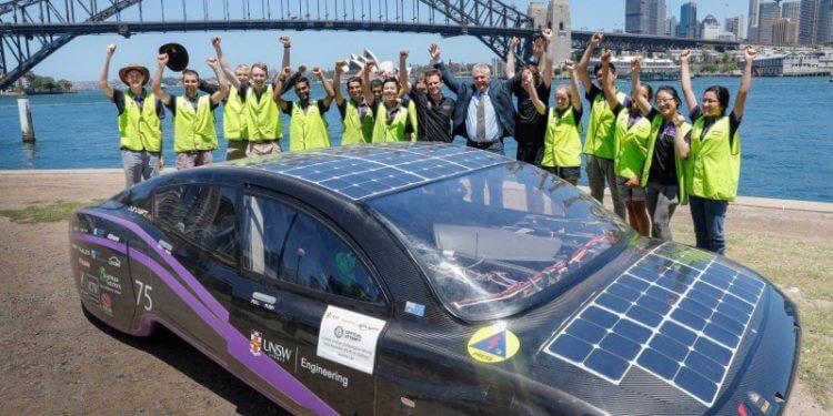 samochód elektryczny rekord Guinessa elektromobilność