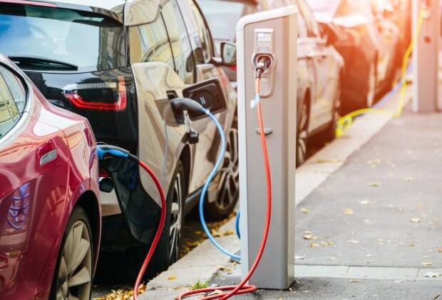 Emisje CO2 z samochodu elektrycznego