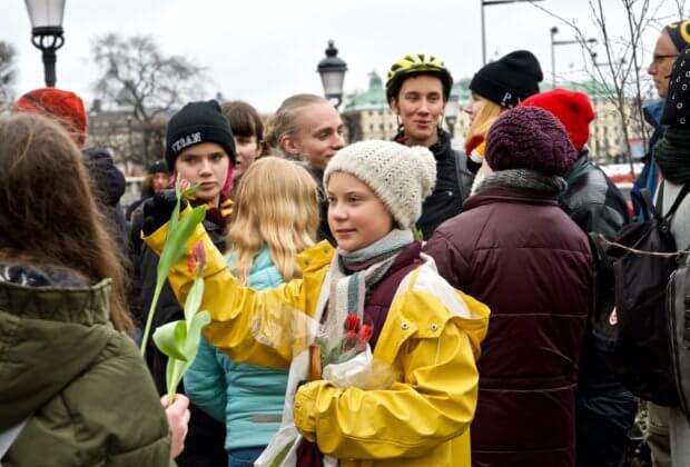 Greta Thunberg Kobietą Roku według dwóch szwedzkich czasopism