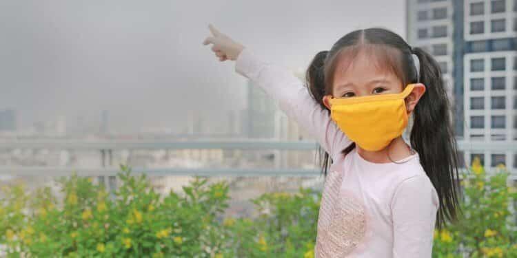 WHO Zanieczyszczenie powietrza zabija 700 tys. najmłodszych dzieci rocznie