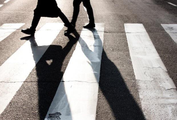 bezpieczeństwo pieszych