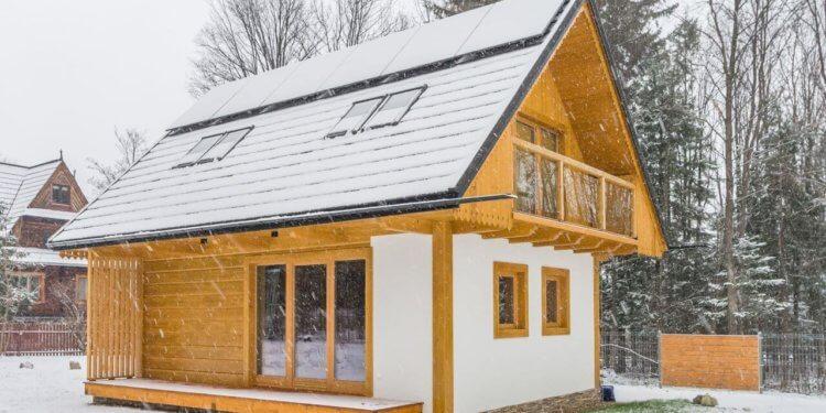 Dom pasywny Zakopane