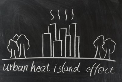 Miejska wyspa ciepła