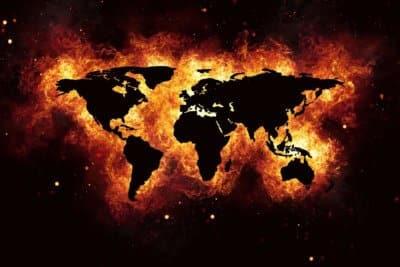 Zmiana klimatu Strajk