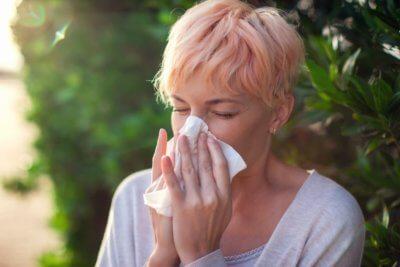 Cieplejszy klimat to poważny problem dla alergików Dane z 25 lat potwierdzają podejrzenia alergia alergie zmiana klimatu globalne ocieplenie a alergia pyłki sezon alergiczny sezon pyłkowy badania
