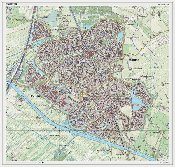 Houten Holandia - Miasto, w którym rządzą rowery, może działać sprawnie. Przykład daje holenderskie Houten