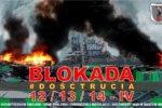 MIELEC BLOKADA KRONOBYLU KRONOSPANU Już w piątek Mielczanie zaprotestują przeciwko zatruwaniu ich miasta