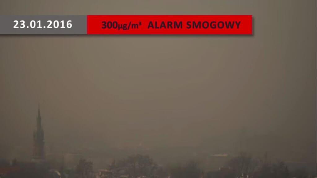 Próg Alarm Smogowy