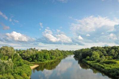 Regulacja Rzek