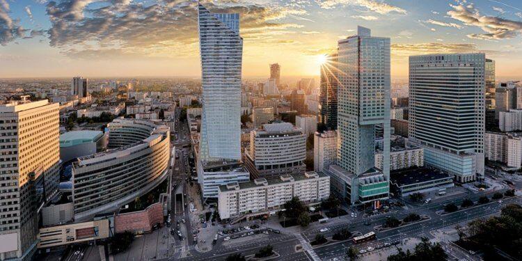 Wyspy Ciepła Warszawa