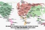 Świat z perspektywy klimatu. Kto emituje najwięcej gazów cieplarnianych