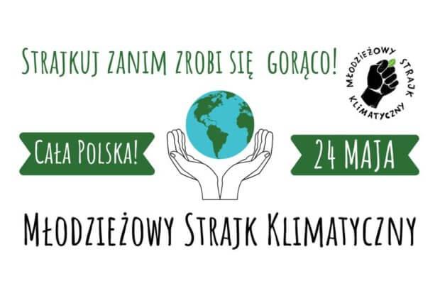 Już w piątek Młodzieżowy Strajk Klimatyczny dla klimatu protesty młodych młodzież młodzieży klimat zmiana klimatu globalne ocieplenie