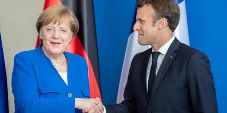 Merkel popiera unijne wsparcie dla celów klimatycznych. Jej zdaniem nie obejdzie się bez wychwytywania i składowania CO2