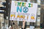 Inga i Młodzieżowy Strajk Klimatyczny razem pod sejmem
