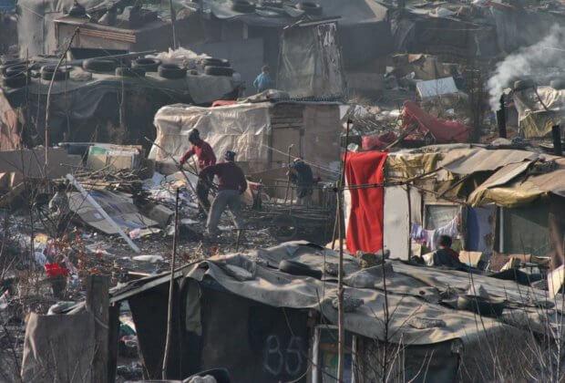 Raport ONZ ostrzega przed klimatycznym apartheidem. Kto najsilniej odczuje skutki zmian klimatycznych klimatyczny apartheid