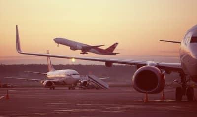 W związku ze zmianami klimatu Francja chce opodatkowania paliwa lotniczego